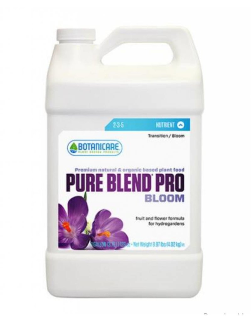 Botanicare Botanicare Pure Blend Pro Bloom 1 Gal