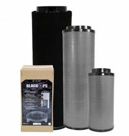 """Black Ops Black Ops Carbon Filter 4"""" X 12"""" 200CFM"""