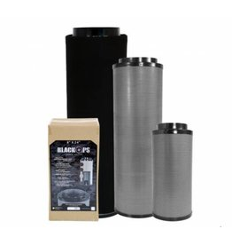 "Black Ops Black Ops Carbon Filter 4"" X 12"" 200CFM"
