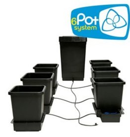 Autopot Autopot 6 Pot Sytem Kit with Solid Reservoir 47L