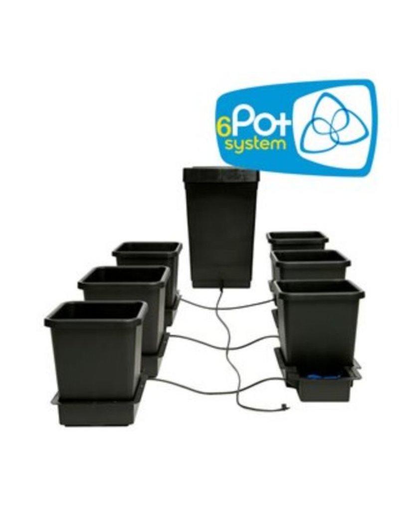 Autopot Autopot - 6 Pot Sytem Kit with Solid Reservoir 47L