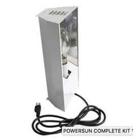 Power Sun PowerSun Complete Kit 150 W HPS 120V