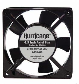 "Hurricane Hurricane Axial Fan 4.5"" 112CFM"
