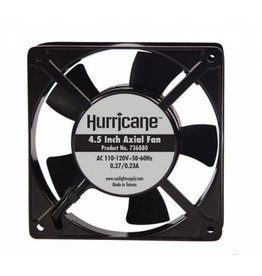 "Hurricane Hurricane Axial Fan 4.5"" 112CFM"