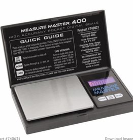 Measure Master Measure Master 400g High Accuracy Digital Scale - 400g Capacity x 0.01g