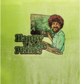 Berkshire Blankets Happy Little Plants Fleece Blanket - Asst. Sizes/ Colors