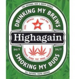 Highagain! Poster