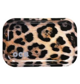 OCB OCB Metal Rolling Tray - Jaguar / Medium