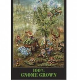 Studio B 100% Gnome Grown Poster
