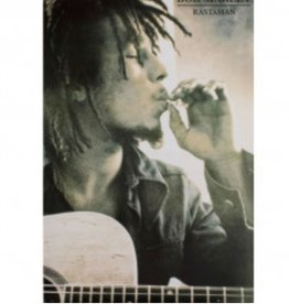 "GB Eye Bob Marley Rastaman Poster 24"" x 36"""