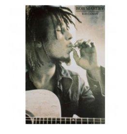 "Bob Marley Rastaman Poster 24"" x 36"""