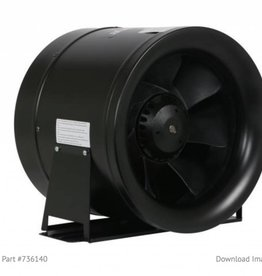 Hurricane Hurricane After Burner Inline Fan 8 in 660 CFM