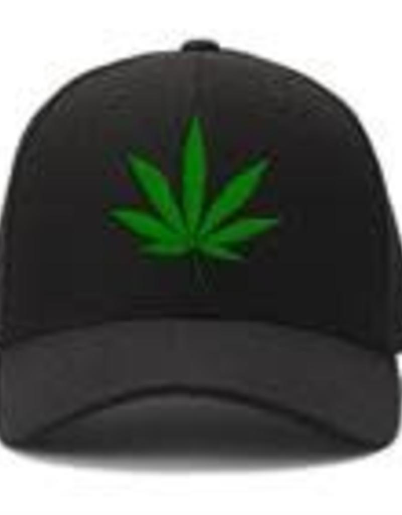 21117706c Herbal Leaf Embroidered Wool Cap