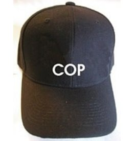 Cop Embroidered Wool Cap