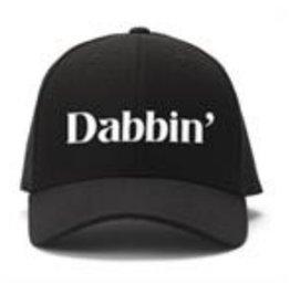 Black Ball Dabbin' Embroidered Cap