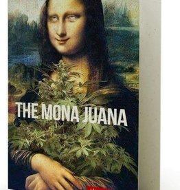 Stonerdays Mona Juana Hemp Card