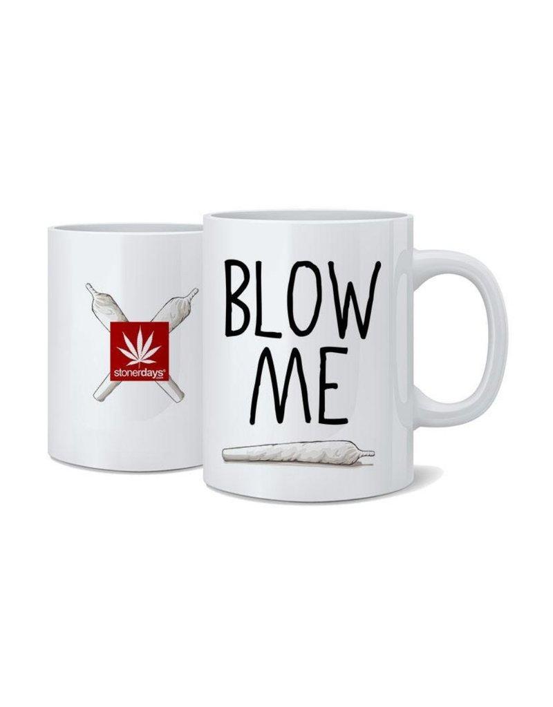 Stonerdays Blow Me Coffee Mug