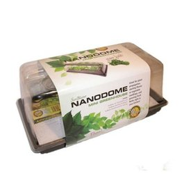 SunBlaster Nanodome Mini Greenhouse Kit