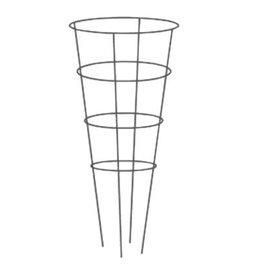 """GSTR 42"""" Galvanized Wire Tomato Cage"""