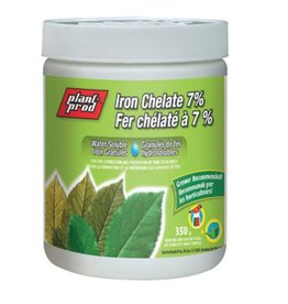 Plant Prod Chelated Iron 7% 350g