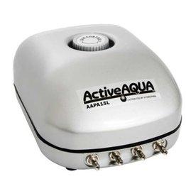 Active Aqua Hydroculture Active Aqua Air Pump 4 Outlet 10w 15L Min