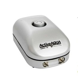 Active Aqua Hydroculture Active Aqua Air Pump 2 Outlet 3w 7.8 LPM