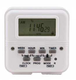 Titan Controls Titan Controls Apollo 18 Two Outlet Dual Schedule Digital Timer