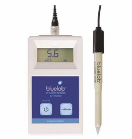 Bluelab Bluelab Multimedia pH Meter ( Leap Probe Included)