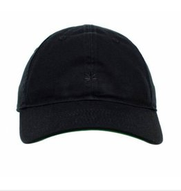 No Bad Ideas No Bad Ideas - Leaf Olive - Dad Hat Black w/ Black Leaf