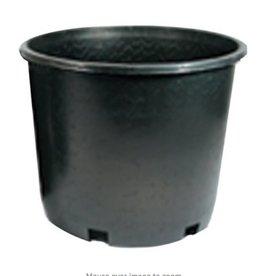 Nursery Pot Black 1 Gallon