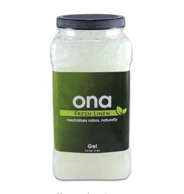 Ona Ona Gel Concentrate Fresh Linen 4L Jar
