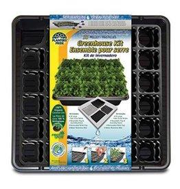 Planters Pride Coconut Coir  Self-Watering Greenhouse Kit