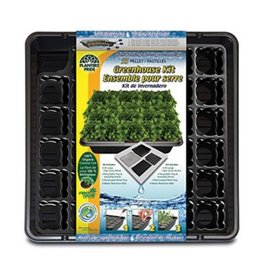Coconut Coir  Self-Watering Greenhouse Kit