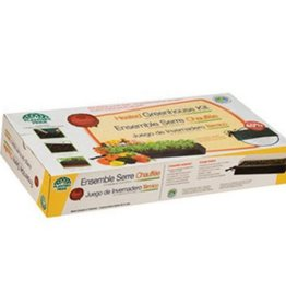 Planters Pride Deluxe Heated Greenhouse Kit