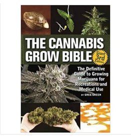 Cannabis Grow Bible Ver. 3 by Greg Green