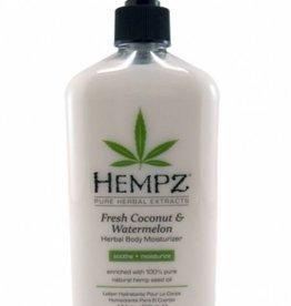Hempz Hempz Herbal Moisturizer - Coconut & Watermelon - 17oz