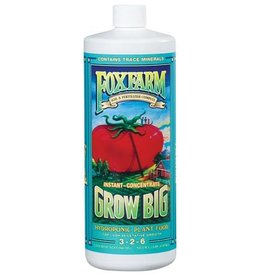 FoxFarm Fox Farm Grow Big Hydroponic Quart (Canada Label)