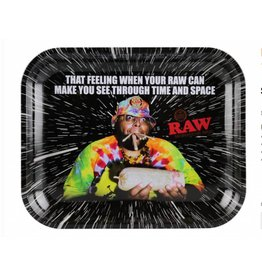 Raw Raw Rolling Tray Time & Space Large