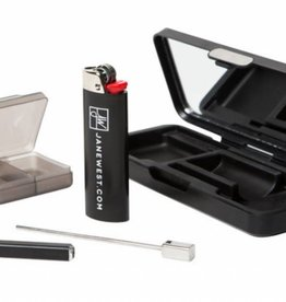 Jane West Jane West Compact Smoker's kit
