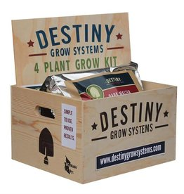 Destiny Grow System Destiny 4 Plant Grow Kit