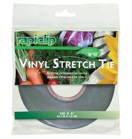 Lusterleaf Lust Vinyl Stretch Tie
