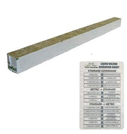 "Grodan Grodan Starter Mini-Blocks 1.5"" Strip of 15"