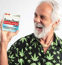 Smoke Swipes For Tommy Chong