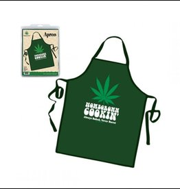 Stonerware Stonerware Apron - Homegrown Cookin' Always Baked Never Burnt