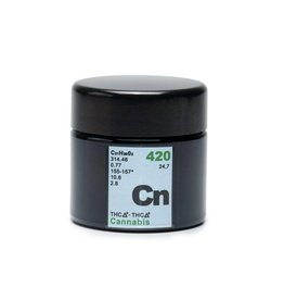 420 Science 420 Science UV Top Jar Medium - Cannabis Element