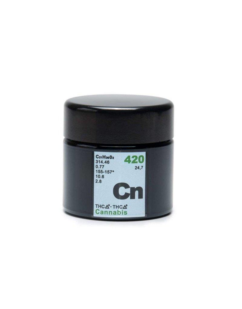 420 Science UV Top Jar Medium - Cannabis Element