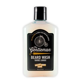 The Gentleman Beard Wash 8oz