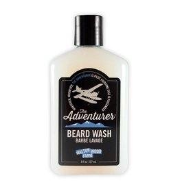 The Adventurer Beard Wash 8oz