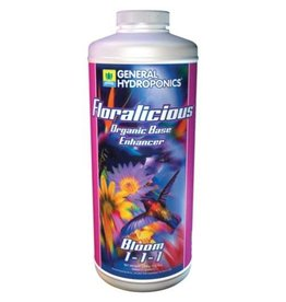 General Hydroponics GH Floralicious Bloom - 1 Quart / 1 Liter