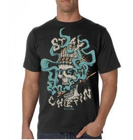 Stonerdays Men's Stay Chiefin Tee